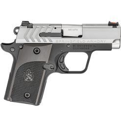 Springfield Armory 911 Alpha Stainless Steel .380 ACP