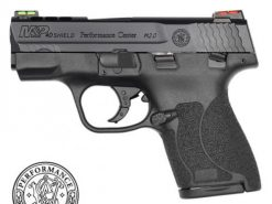 The Smith & Wesson PC M&P40 Shield