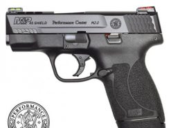 Smith & Wesson M&P45 M2.0 PC Shield HI VIZ
