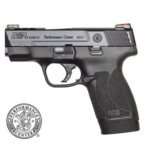 Smith & Wesson M&P45 M2.0 PC Shield HI VIZ