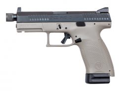CZ P-10C THREADED BARREL URBAN GREY