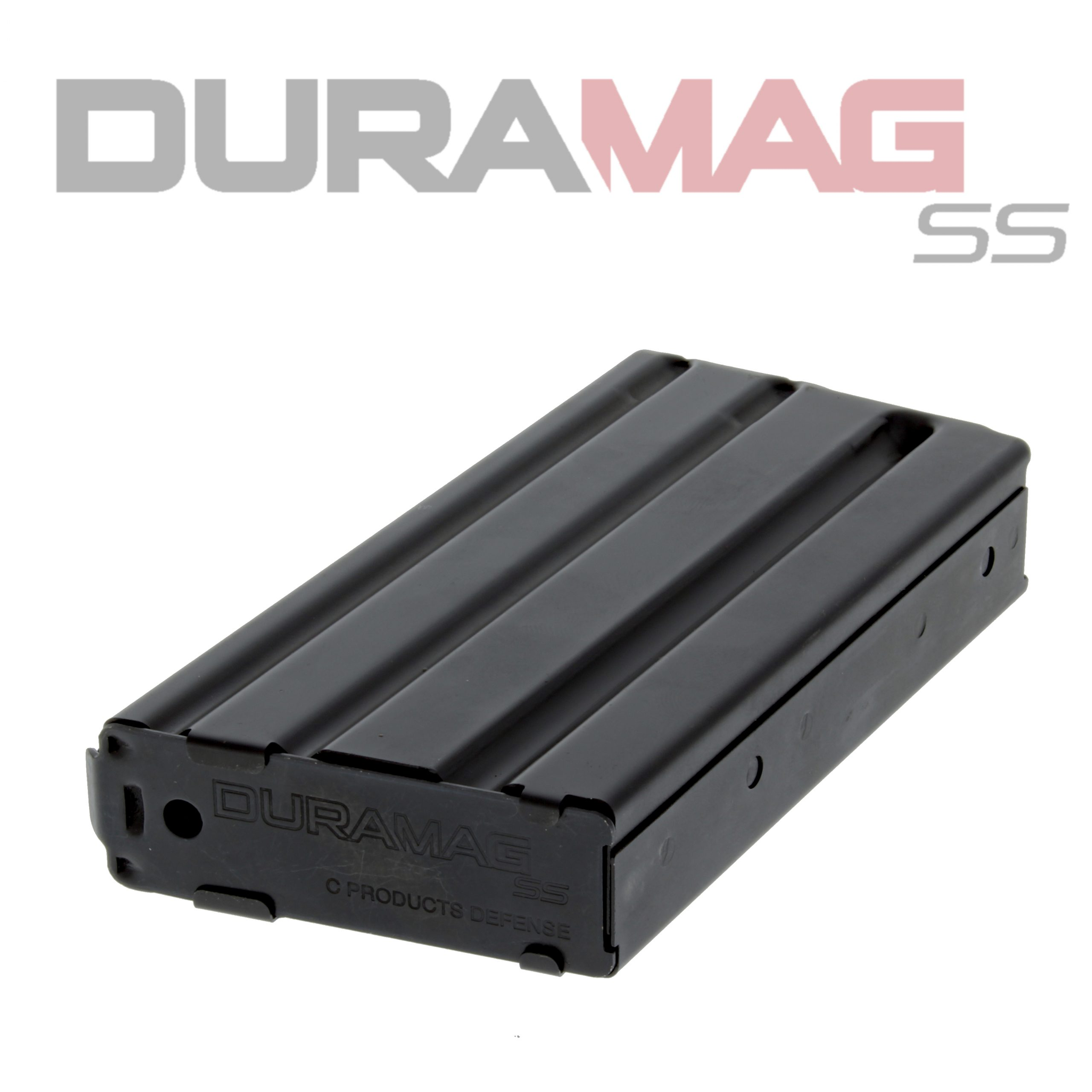 DuraMag SS 5.56/.223/300BLK, 20RD Magazine – C Product Defense