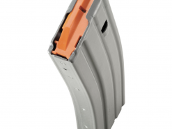 DuraMag Speed AR 5.56/.223 Aluminum, 30RD Mag, Gray - C Product Defense