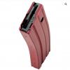 DuraMag Speed AR 5.56/.223 Aluminum, 30RD Mag, Red - C Product Defense