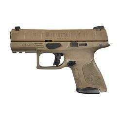 Beretta APX Compact - FDE 9mm Striker, 13RD