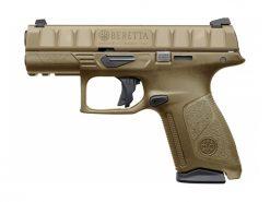 Beretta APX Centurion FDE 9mm Striker, 15RD