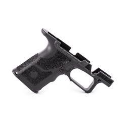 ZEV OZ9 Shorty Size Grip Kit Black