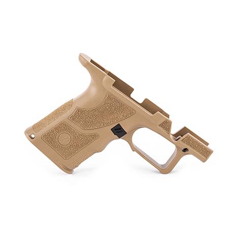 ZEV OZ9 Shorty Size Grip Kit FDE