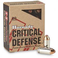 Hornady Critical Defense 40 S&W