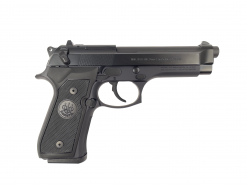 "Beretta 92FS J92F300M Black 4.9"" Barrel 9mm Luger *** USA MADE***"