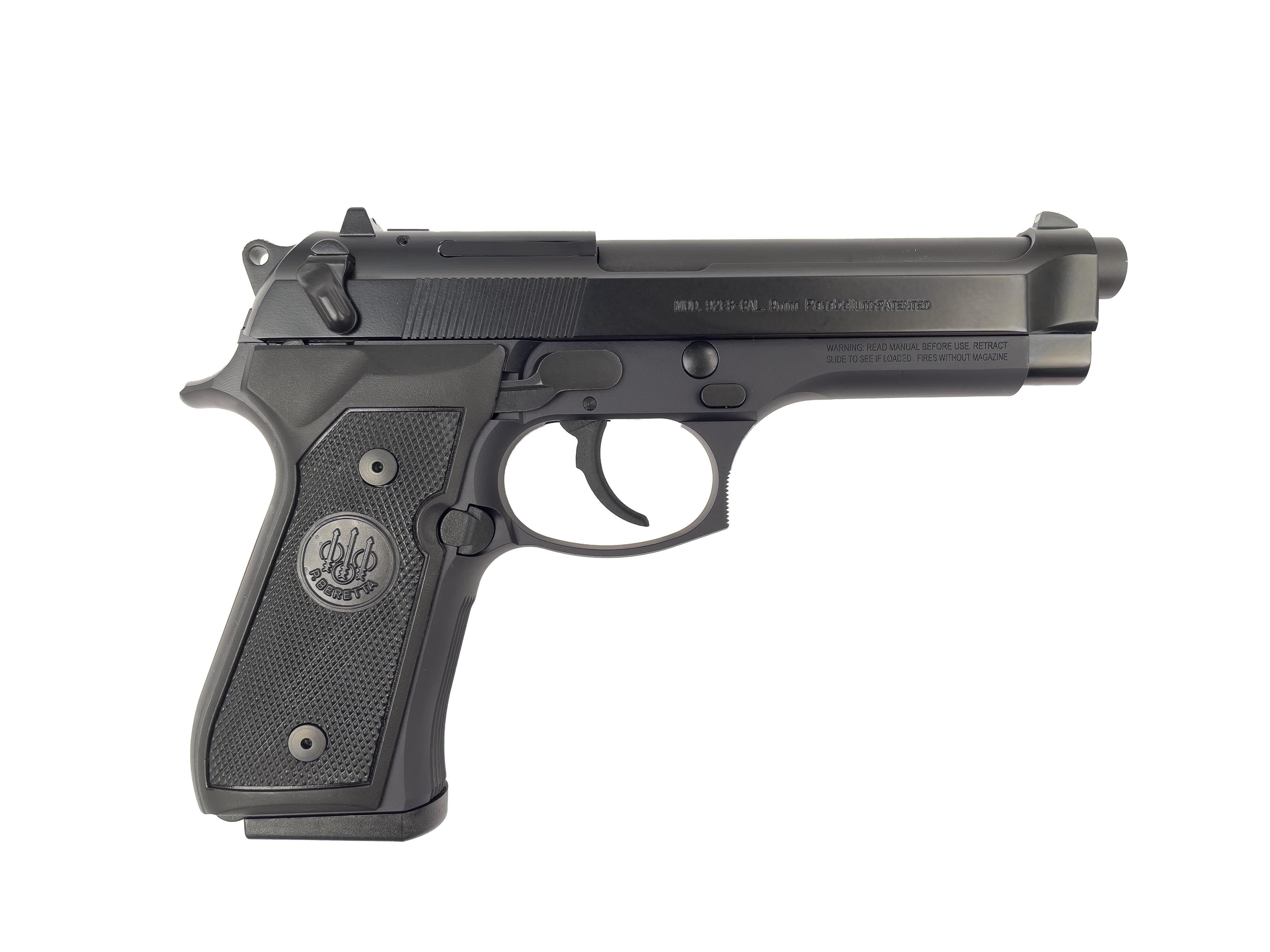 Beretta 92FS J92F300M Black 4.9