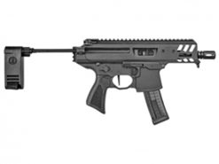 "Sig Sauer MPX Copperhead Black 9mm 4.5"" 20RD"