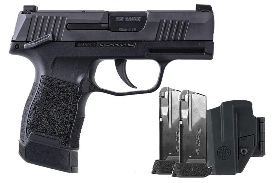 Sig Sauer P365 9mm TacPac 12-Round 365-9-MXR3-MS-TACPAC