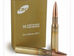 Magtech® 10-rds. .50 BMG M33 Ball 624-gr. FMJ