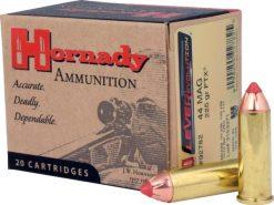Hornady 44 Mag 225 gr FTX® LEVERevolution® 92782