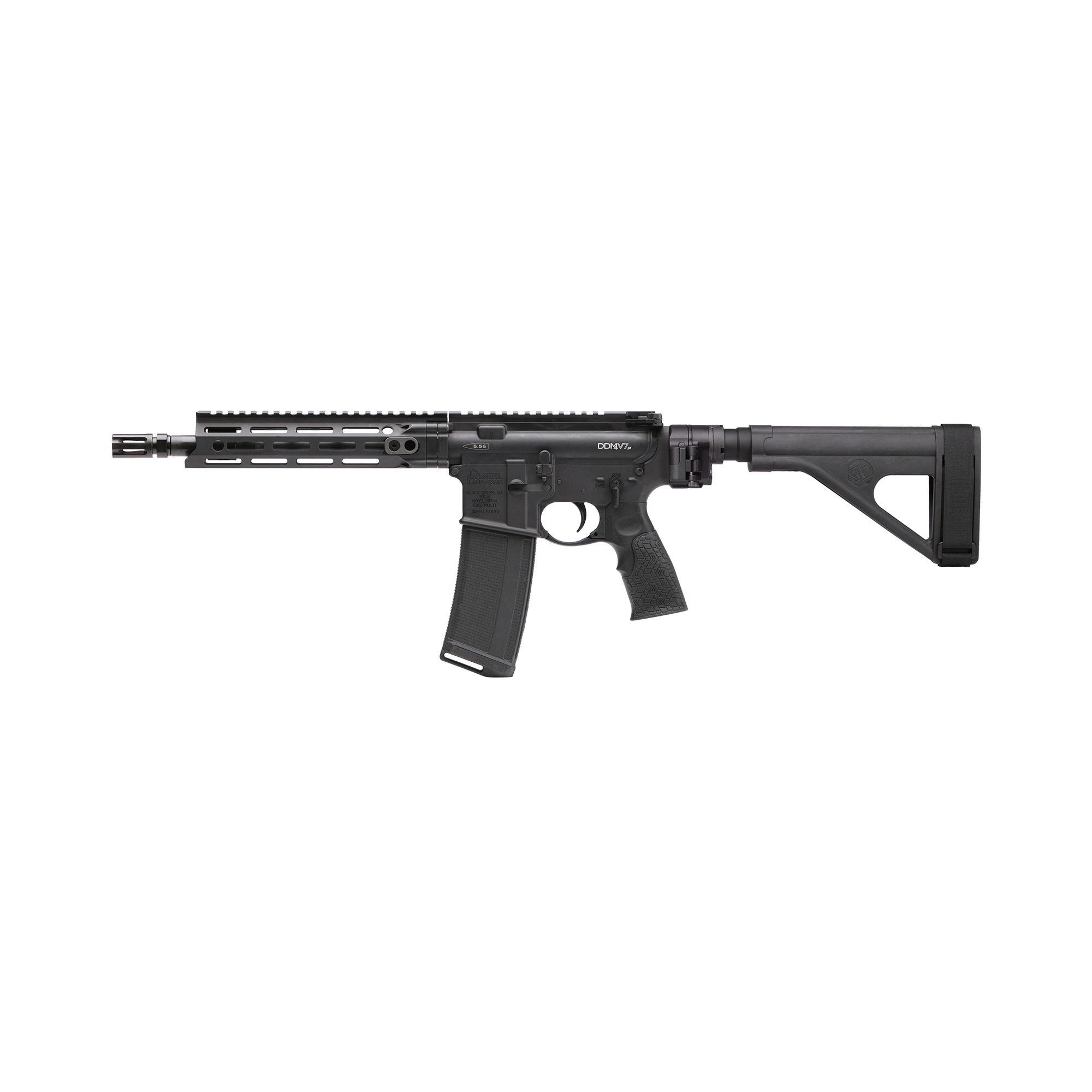 Daniel Defense DDM4 V7 P LAW Tactical 02-128-16550