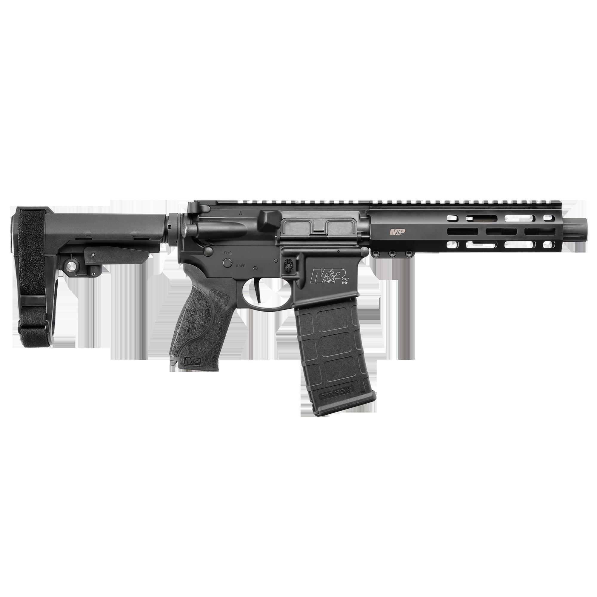 Smith & Wesson M&P15 Pistol 13320 7.5″ 30 Round 5.56
