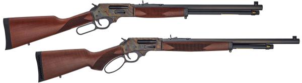 Big Boy Color Case Hardened Carbine .357 Mag/.38 Spl Side Gate