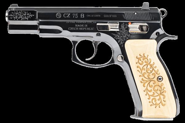 CZ 75 B 45th Anniversary 9mm 16RD 91137