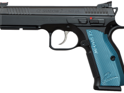 CZ Shadow 2 Black & Blue 91257 9mm 17RD