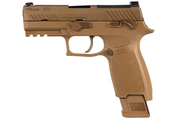 SIG Sauer p320 M18-Commemorative 9mm