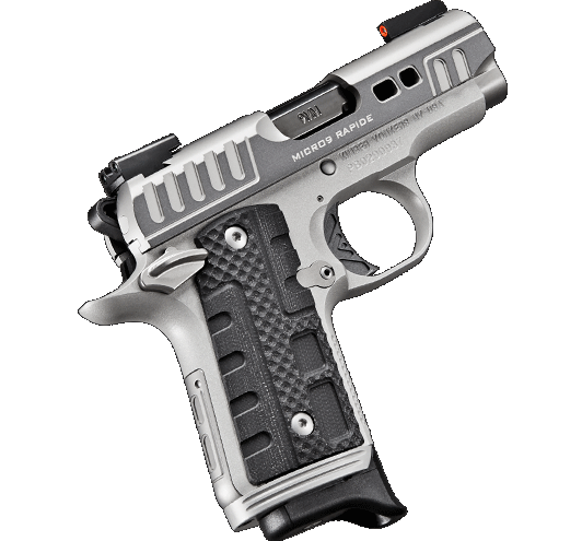 Kimber Micro9 Rapide Black Ice 3300223 9mm 7RD