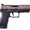 Sig Sauer P320 X-Vtac 320XF-9-VTAC-R2 FDE 9mm 17RD