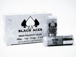BLACK ACES SLUG 12GA