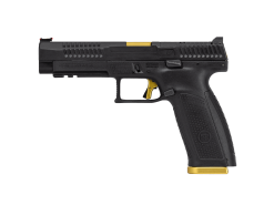 CZ P-10 F Competition-Ready 9mm Pistol - 95180 Optic Ready 19rds