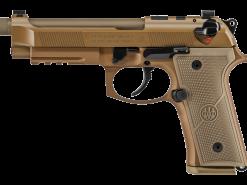 Beretta M9A4 G Full Size FDE 9mm Pistol - Red Dot Ready - JS92M9A4GM